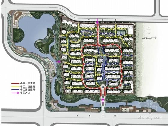 [河南]温雅和睦高品质住宅社区设计方案