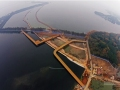 [湖北]雙向四車道42km繞城高速公路工程圖紙全套1866張(路橋涵景觀 交通設施)