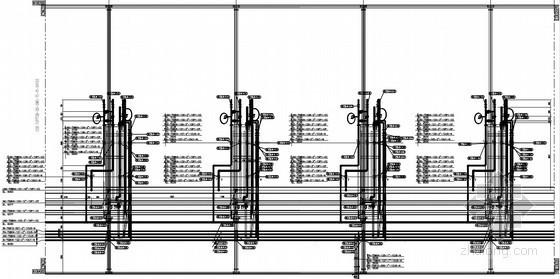 [福建]公共工程天然气管道系统设计竣工图纸(甲级院 轴测图多)