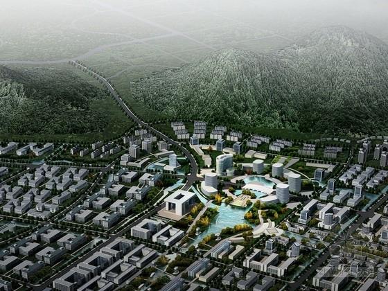 [苏州]大型产业园规划及单体设计方案文本(含CAD)