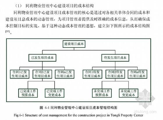 [硕士]政府投资代建项目成本管理与控制研究[2011]