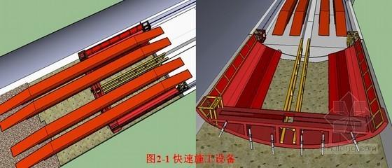 [PPT]贵广铁路隧道仰拱移动模架快速施工工法(2011年)
