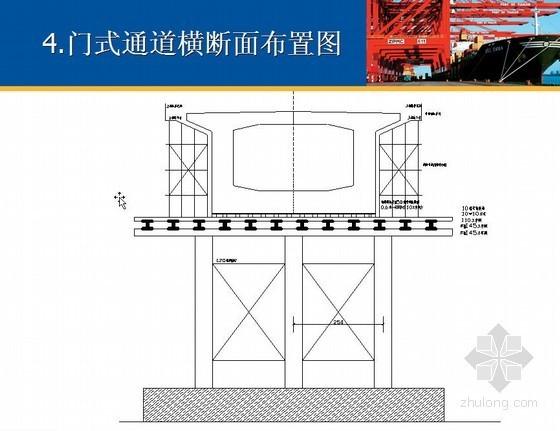 [PPT]跨高速公路现浇箱梁施工方案(中交 支架验算)