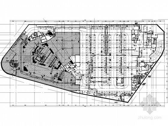 VAV空调系统设计说明资料下载-[广东]某商业办公大厦空调通风系统设计施工图