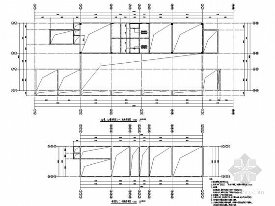 [福建]30层现浇钢筋混凝土框架剪力墙结构SOHO办公室结施施工图