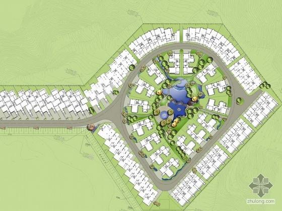 居住区环境工程设计方案套图
