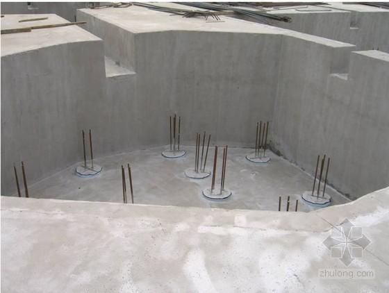 建筑工程预应力管桩桩头防水施工工法(附图)