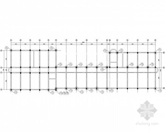 [厦门]校舍砖混结构加固施工图