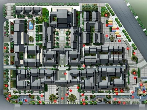 [福建]小吃文化城景观方案设计