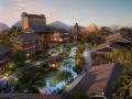 [廣西]首家侗族風情村寨特色古鎮旅游度假村景觀設計方案(2016最新)