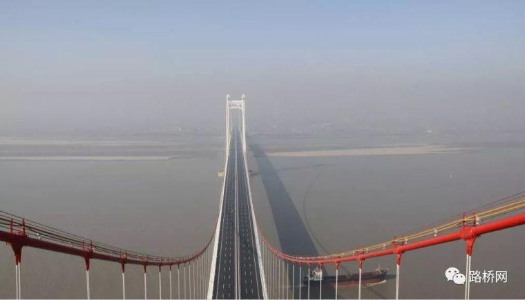 特大跨徑懸索橋先導索架設施工案例