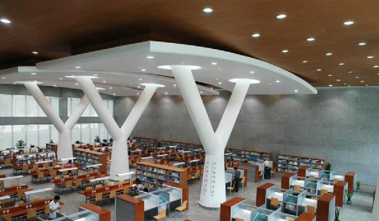 重庆某大型图书馆设计方案文本及效果图(含21张JPG)
