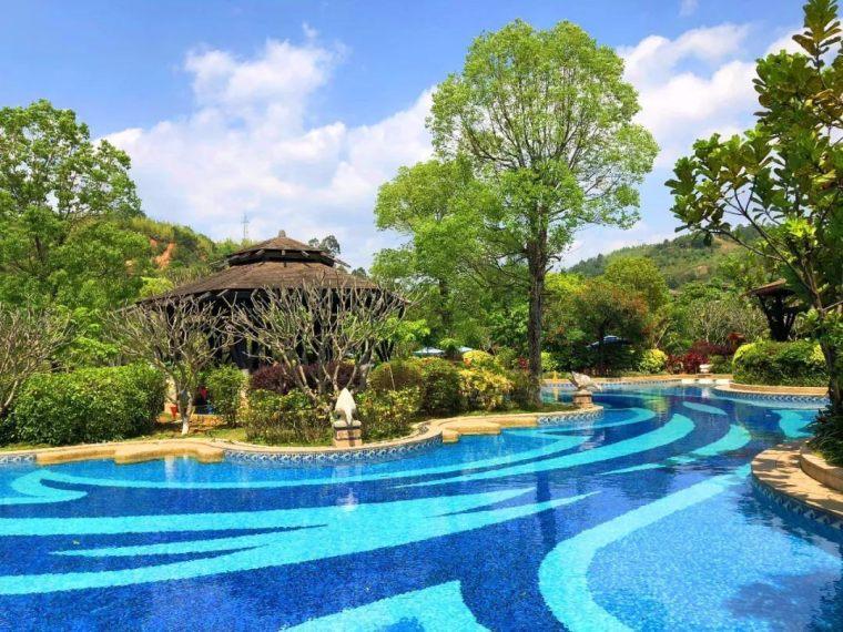 鹿湖国际温泉度假酒店