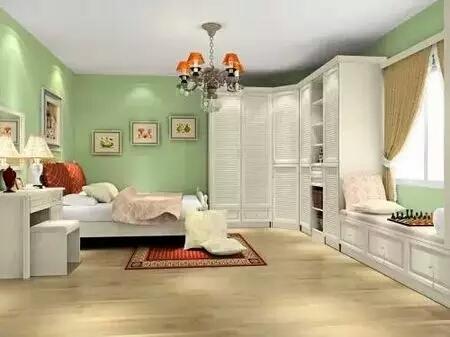 ❤卧室衣柜还能这么设计,漂亮又实用!