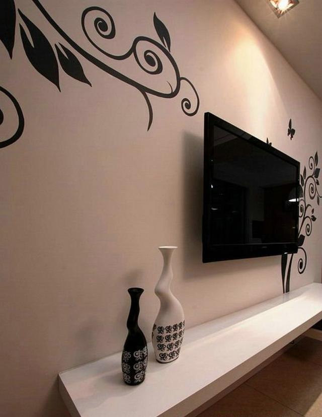 天骄华庭 88平两居室 现代简约风格 装修实景图