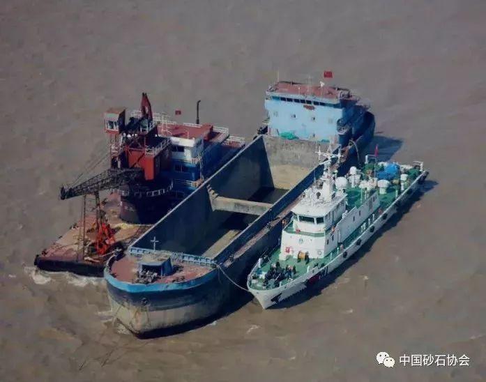 注意!全国展开非法盗采海砂、内河砂石船运输整治专项行动