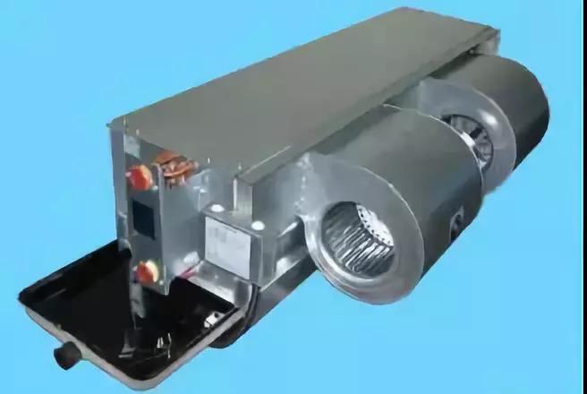 风机盘管组成、设计、安装及故障排除