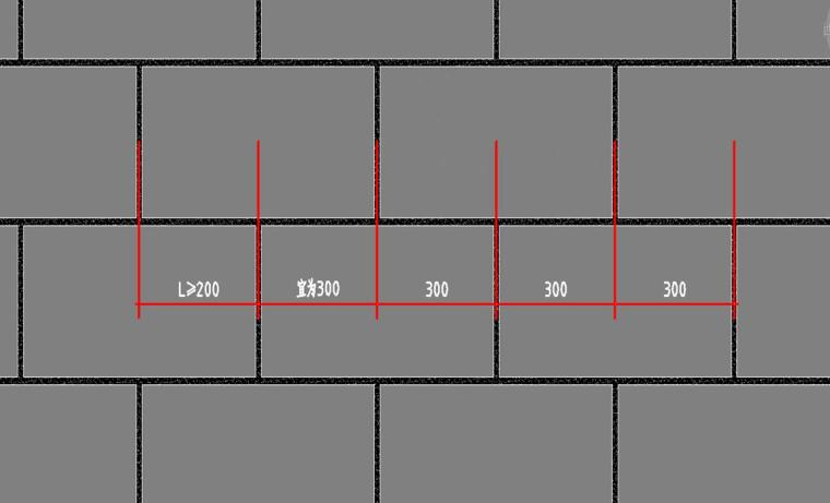 建筑工程分部分项工程砌体施工技术交底PPT