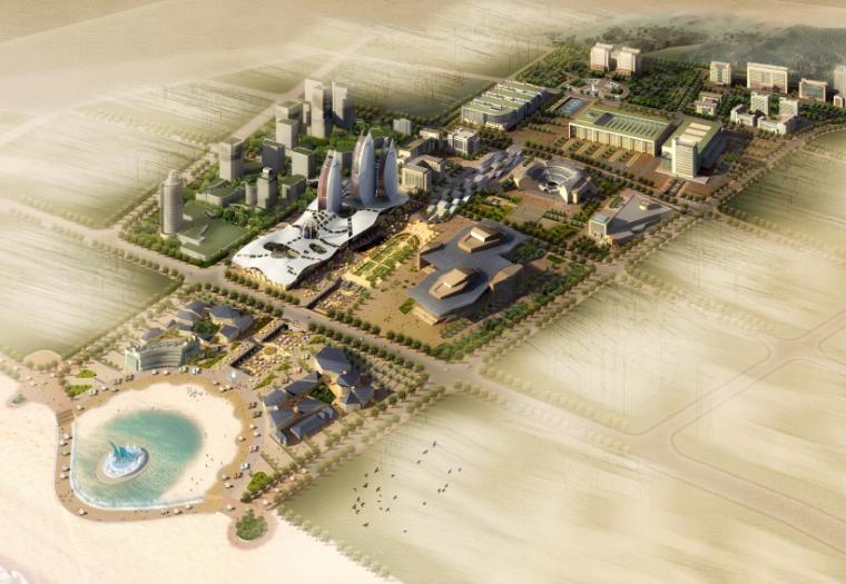 [山东]崂山区及周边区域修建性详细规划与城市设计方案文本