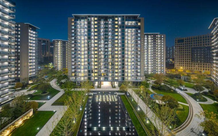 居住区|杭州示范区景观设计项目盘点_2