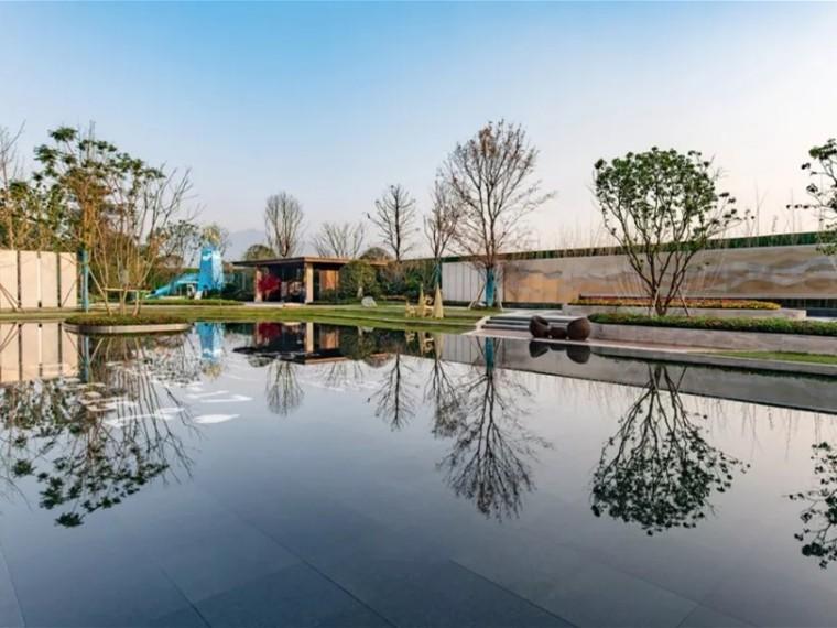 重庆中建瑾和城示范区景观