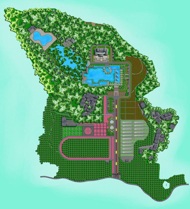 重庆冠领园林农旅设计图:博科农业园_2