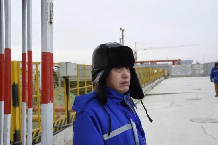 """长春地铁2号线西延项目""""土办法""""解决严寒施工难题_4"""