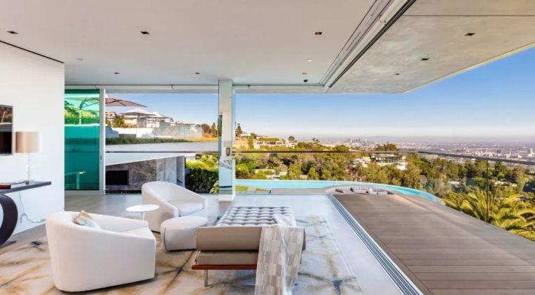 3.98亿的超级山顶豪宅,无比奢侈的观景台_43