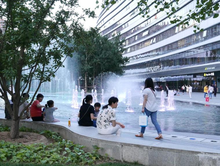 北京望京SOHO景观-2