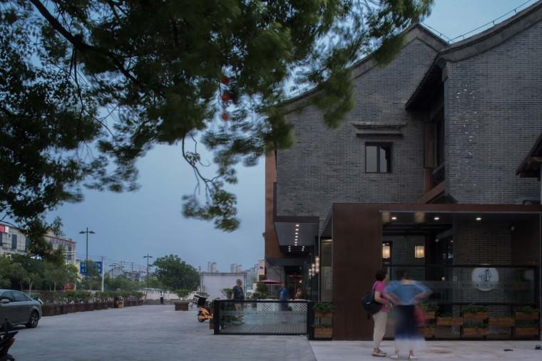 扬州壹点文创街区建筑-7