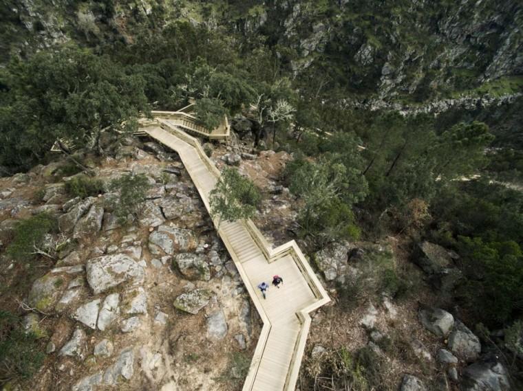 这恐怕是地球上最美的栈道了:绝妙的8公里-绝妙的8公里观景人行道
