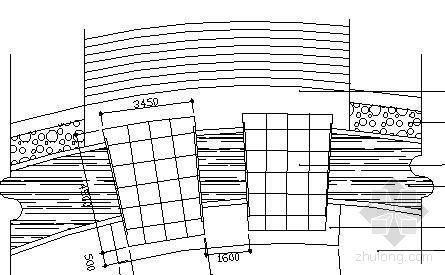 木桥设计图