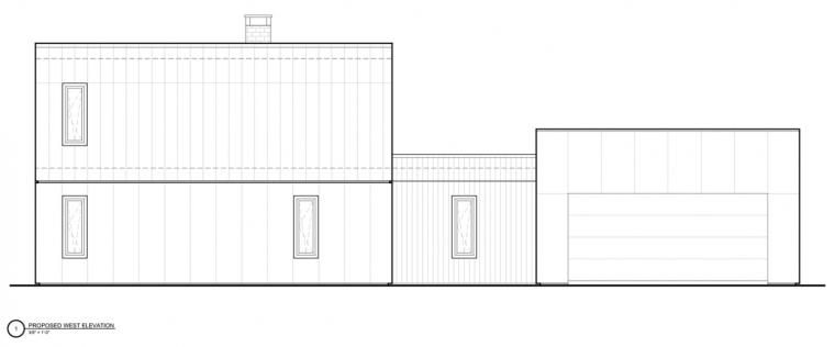 美国新帕尔茨住宅-1 (14)立面图