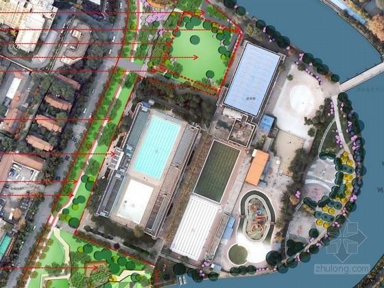 [成都]城市中心休闲公园景观规划设计方案