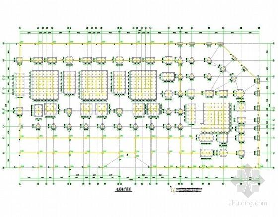 [湖南]超高层商住楼桩基础施工图