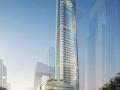 [北京]44层CBD核心商务区金融中心超高层办公楼结构施工图(220米)