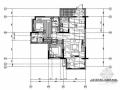 [广东]小户型两居室样板房室内装修施工图