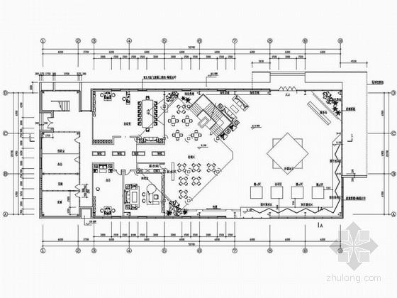 [北京]高檔現代售樓中心設計方案圖