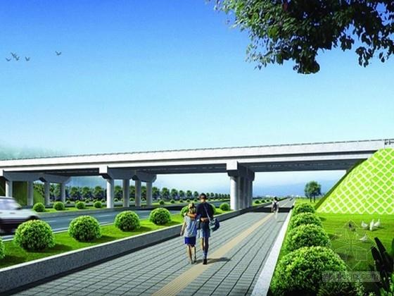 2×16m现浇钢筋混凝土空心板双幅桥设计图