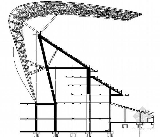 [浙江]框剪结构体育中心地上部分施工组织设计(图表丰富 443页)