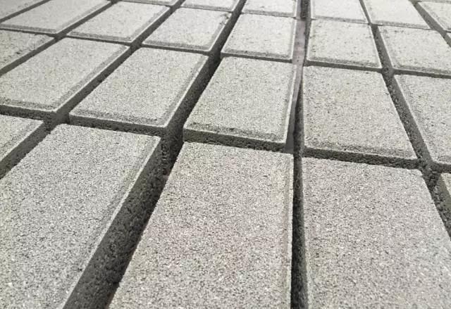 """透水砖来了!关于""""海绵城市""""建设你必须知道的"""
