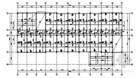 [学士]五层框架结构教学楼设计(包括建施及设计计算)
