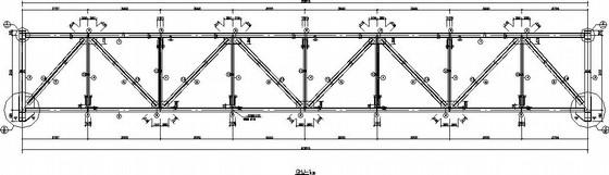 综合楼至副井井口房联廊结构图(含PKPM计算文件)