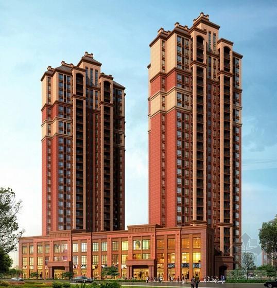 [贵州]高层住宅工程监理规划(框支剪力墙结构)