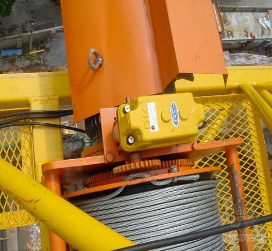 建筑工程机械塔式起重机安全技术规程及检查技术规程(图文并茂)