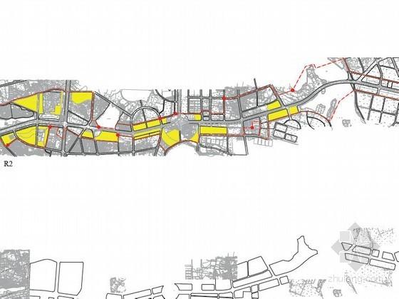 [武汉]景观大道概念规划设计方案