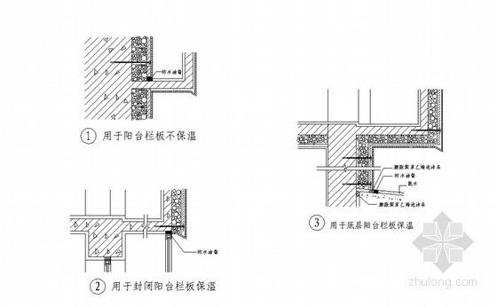 [重庆]住宅楼外墙外保温施工方案(聚苯颗粒保温)