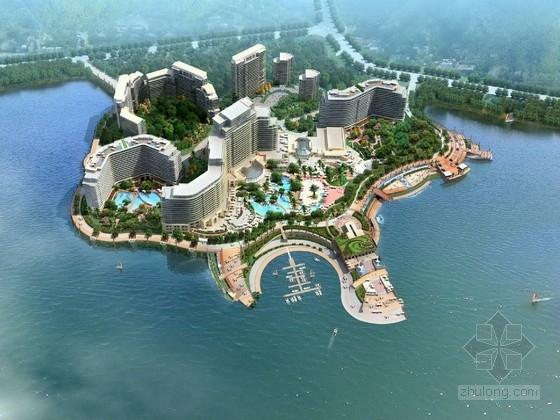 [上海]现代风格住宅区规划及单体设计方案文本