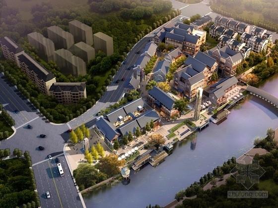 """[浙江]""""安""""主题山水居住区景观规划方案"""