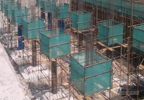房建工程施工现场安全防护要点汇报